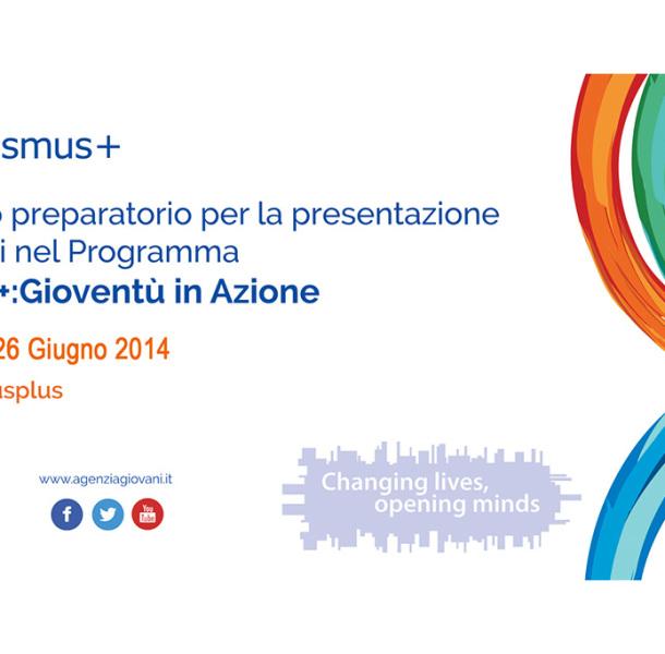 Seminario Erasmus+ Gioventù in azione