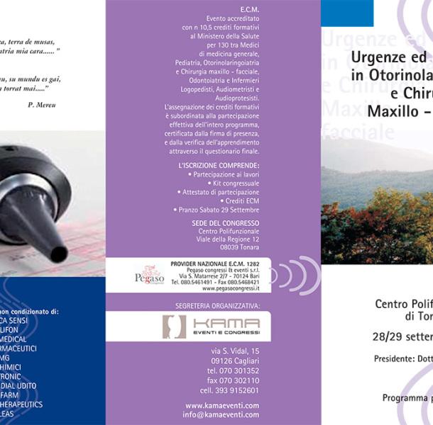 Urgenze ed emergenze in Otorinolaringoiatria e Chirurgia Maxillo-facciale