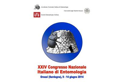 XXIV Convegno Nazionale di Entomologia