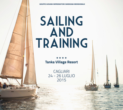 SAILING & TRAINING 2015