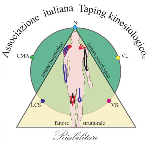 Corso pratico di applicazione del taping kinesiologico® nella traumatologia sportiva